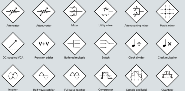 Free-to-use Patch Symbols