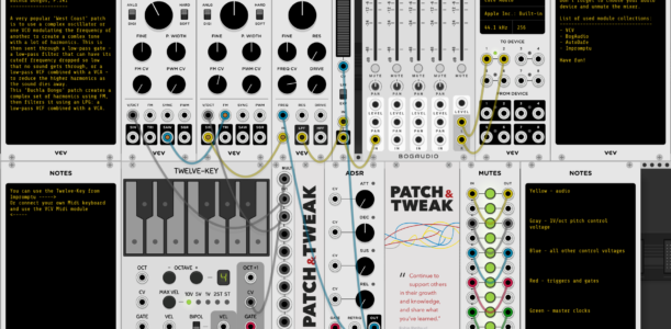 VCV Rack patches